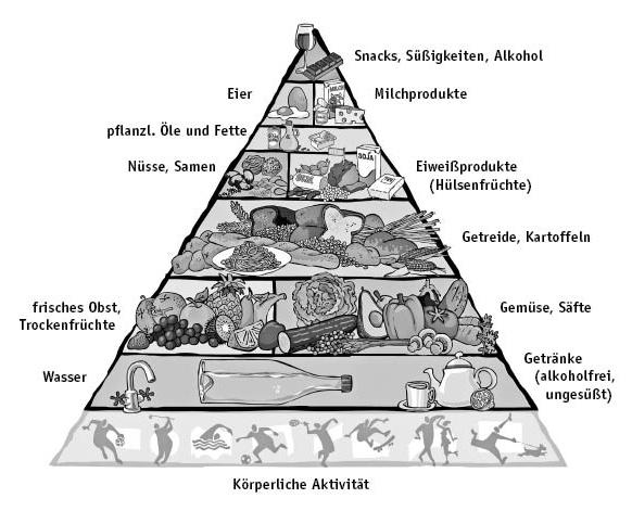 Vegetarische Ernhrung: Wahrheiten und Mrchen